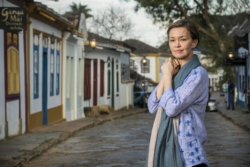 Espelho da Vida - Ana (Julia Lemmertz) - Estevam Avellar TV Globo
