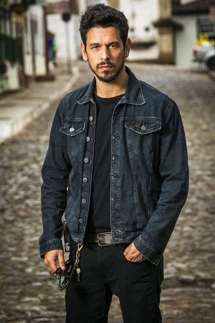 Espelho da Vida - Alain (João Vicente de Castro) - João Miguel Júnior TV Globo