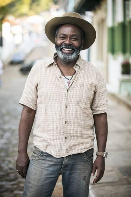 Espelho da Vida - Gerson (Cosme dos Santos) - João Miguel Júnior TV Globo