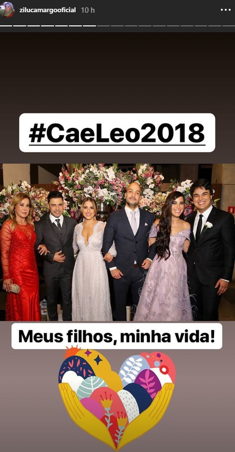 Zilu e Zezé Di Camargo