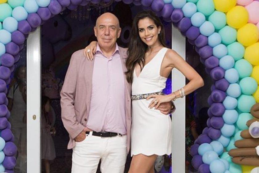 Daniela Albuquerque  e Amilcare Dallevo