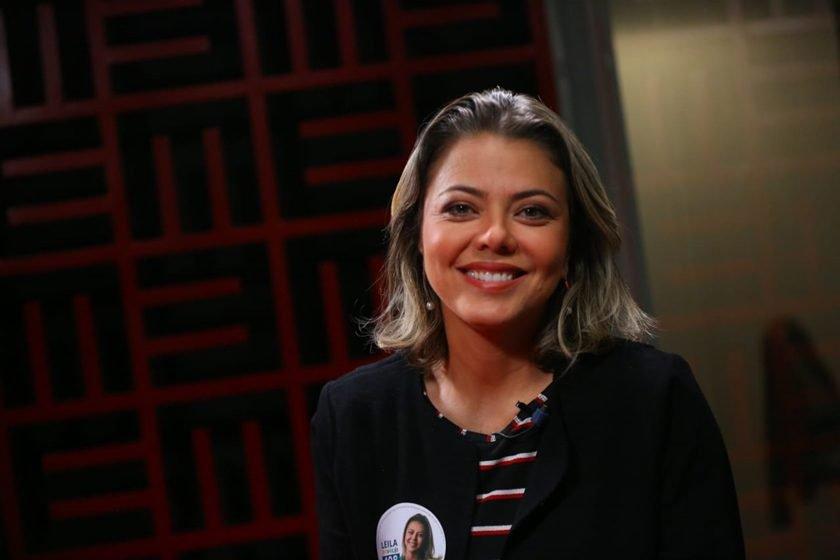 37b07cee2 Leila do Vôlei (PSB) é eleita senadora pelo Distrito Federal