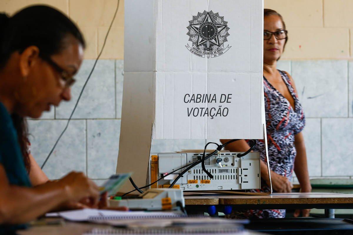 Votação em 2018