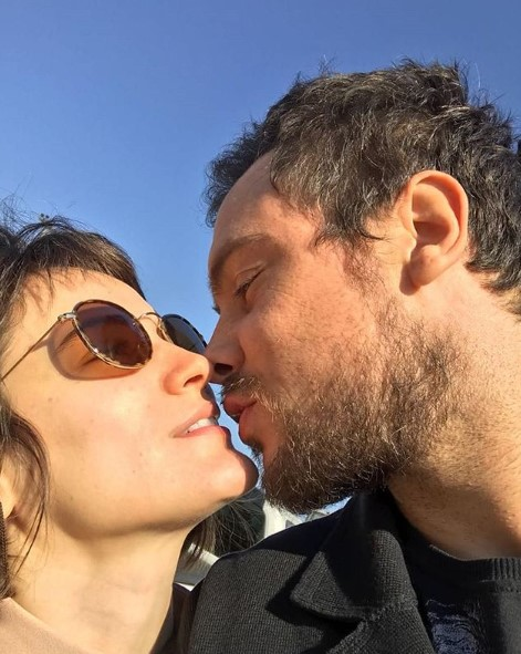 Bianca Bin e Sérgio Gizé