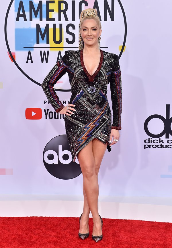2018 American Music Awards - Arrivals