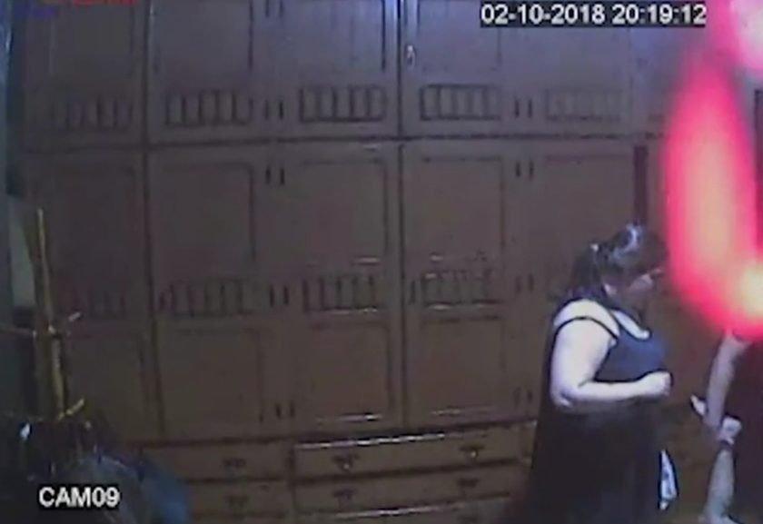 Resultado de imagem para Imagens mostram filha matando a mãe com ajuda do namorado em Petrópolis