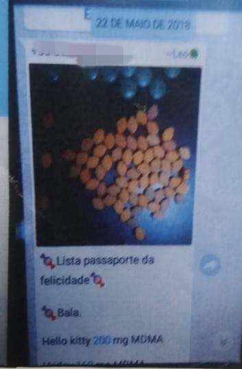 Passaporte da felicidade