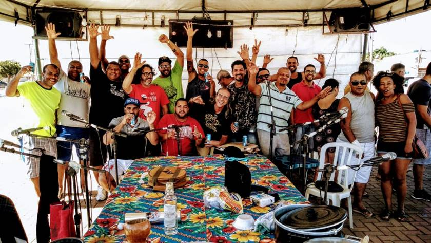 Samba na Comunidade 2