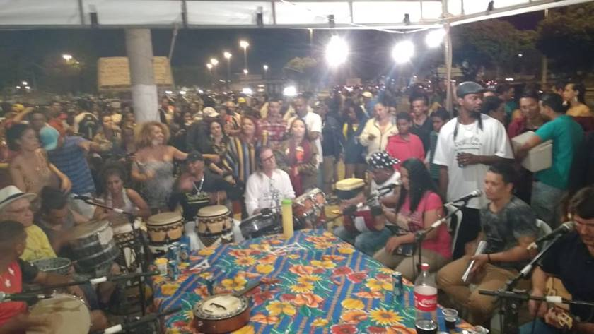 Samba na Comunidade