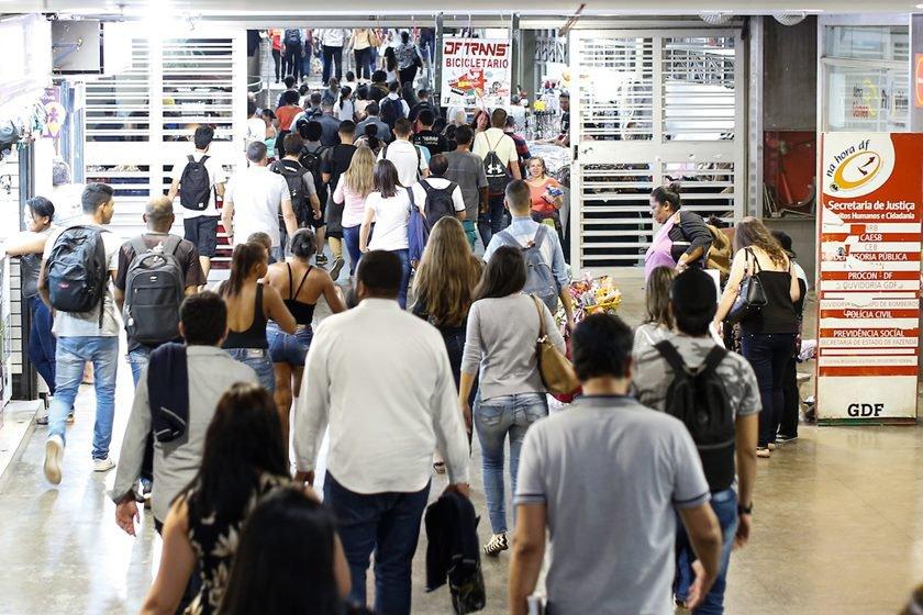 DF na real, Metro. Brasília(DF), 12/10/2018