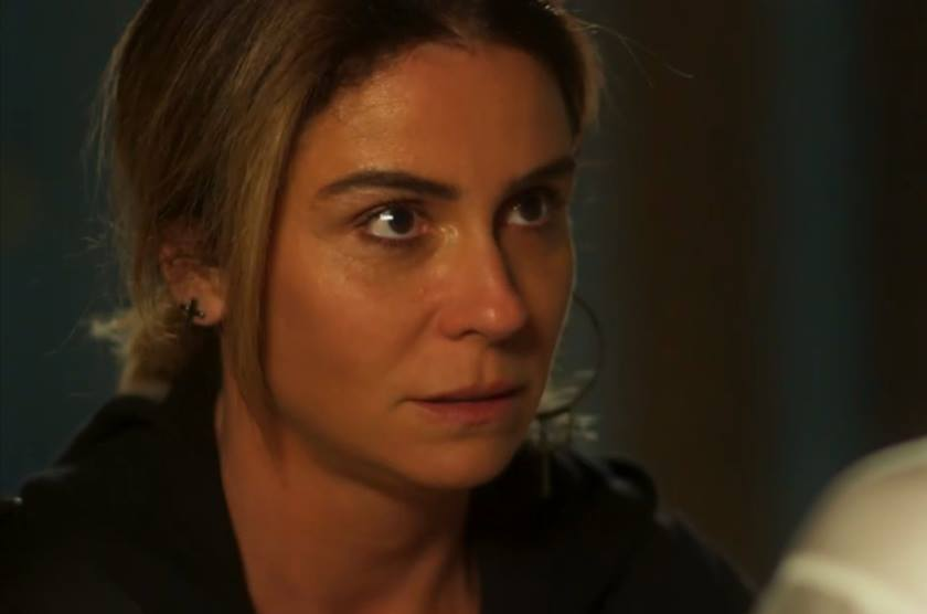 Segundo Sol - Luzia (Giovanna Antonelli) 2 - Reprodução TV Globo
