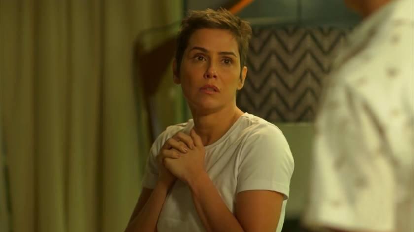Segundo Sol - Karola (Deborah Secco) 2 - Reprodução TV Globo