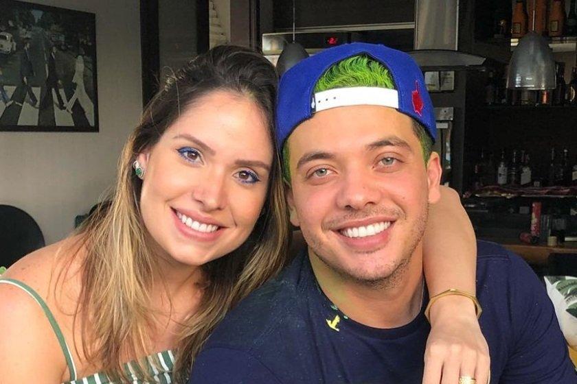 Thyane Dantas e Wesley Safadão