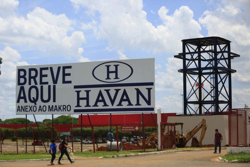 Havan em Brasília