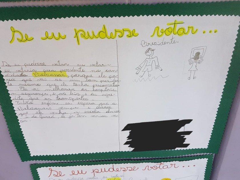 MATERIAL CEDIDO AO METRÓPOLES