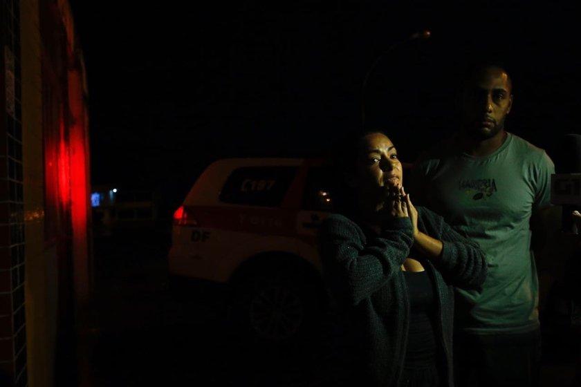 Irmã de mulher baleada no HRC