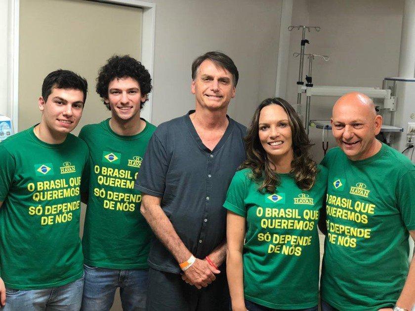 Twitter Jair Bolsonaro/Reprodução