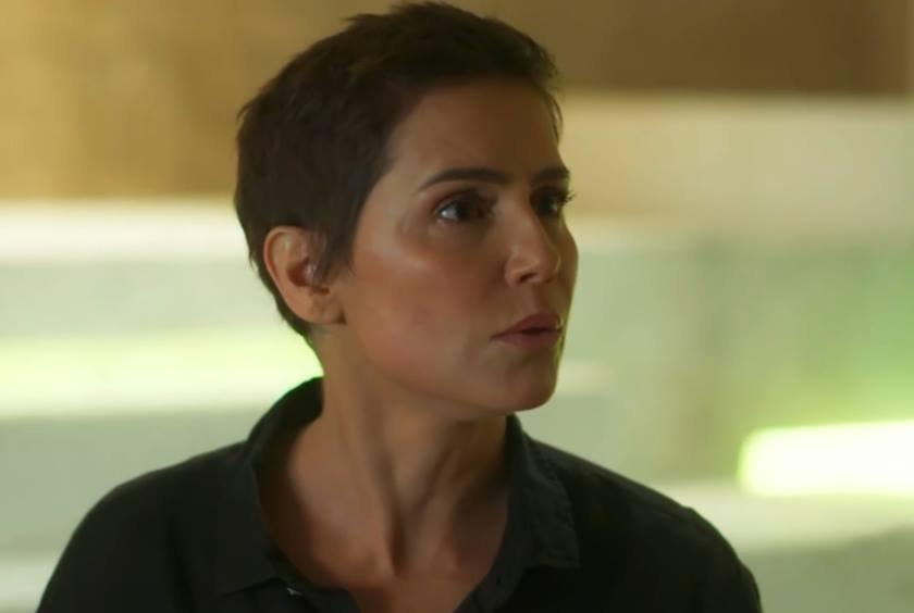 Segundo Sol - Karola (Deborah Secco) 3 - Reprodução TV Globo