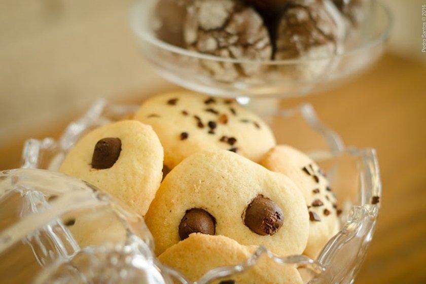 Cookie de baunilha com chocolate - Quitutices - Foto Divulgação (1)