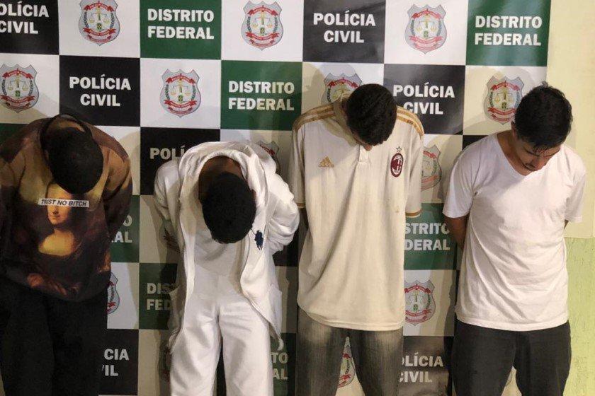 Divulgação / PCDF
