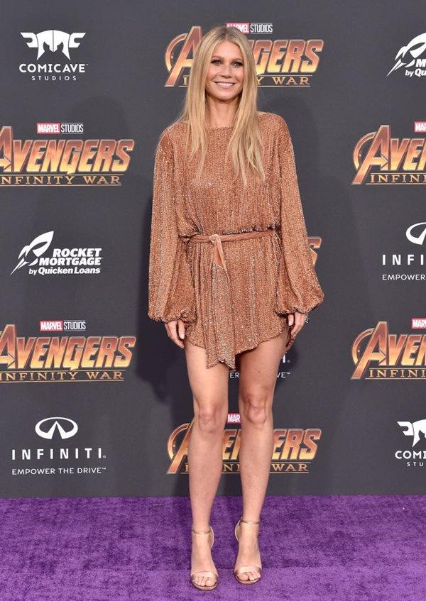 "World Premiere Of ""Avengers: Infinity War"""