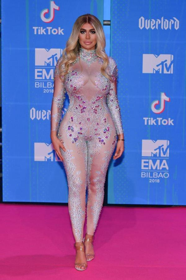 MTV EMAs 2018 - Red Carpet Arrivals
