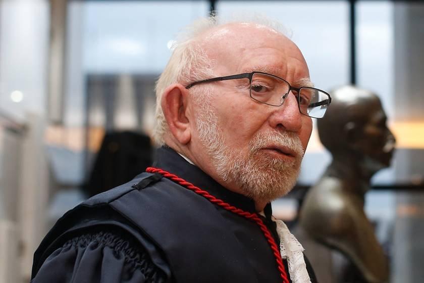 Romão Cícero de Oliveira, presidente do TJDFT