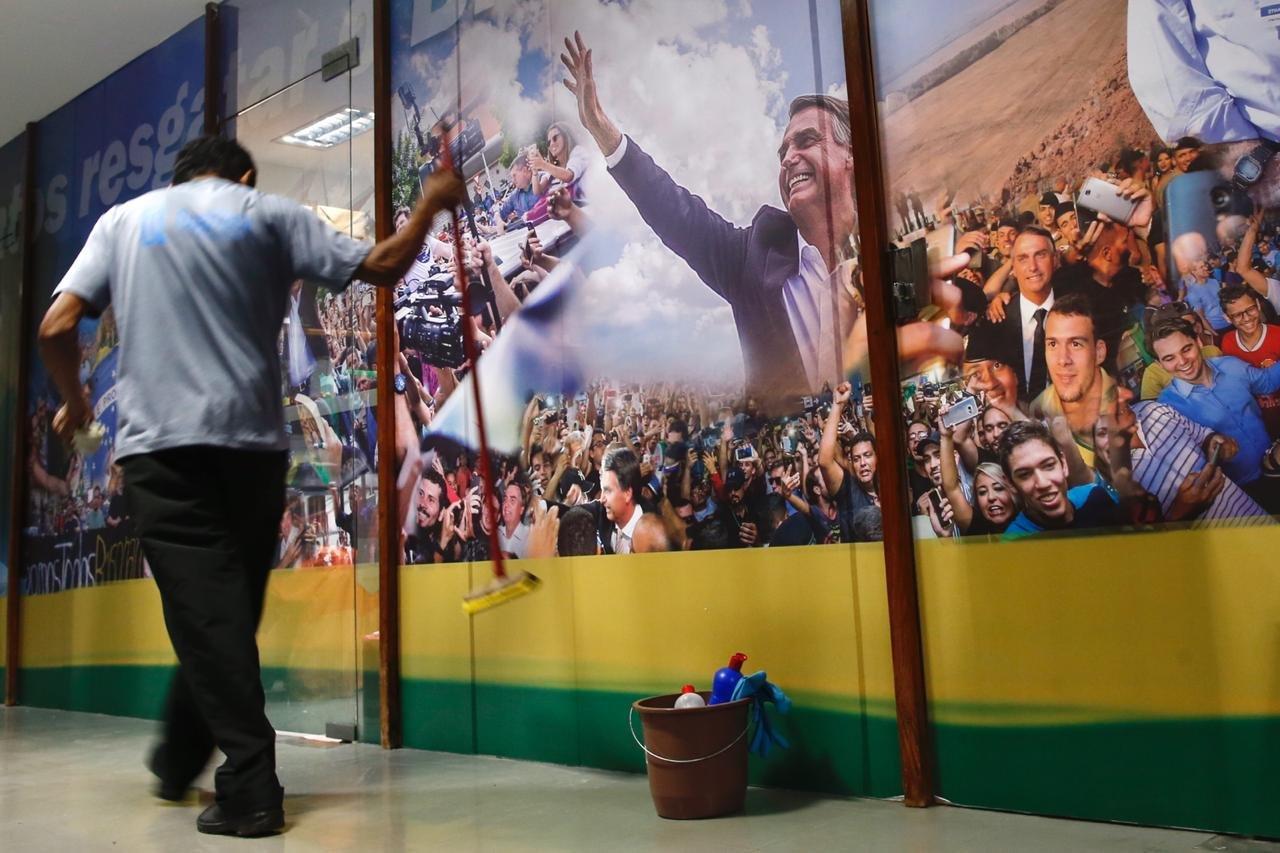 Gabinete de Jair Bolsonaro
