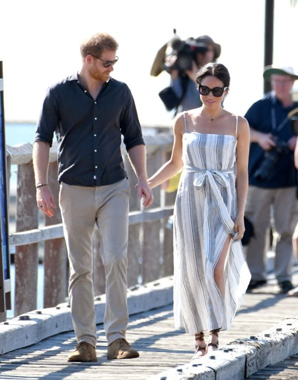 The Duke And Duchess Of Sussex Visit Australia - Day 7