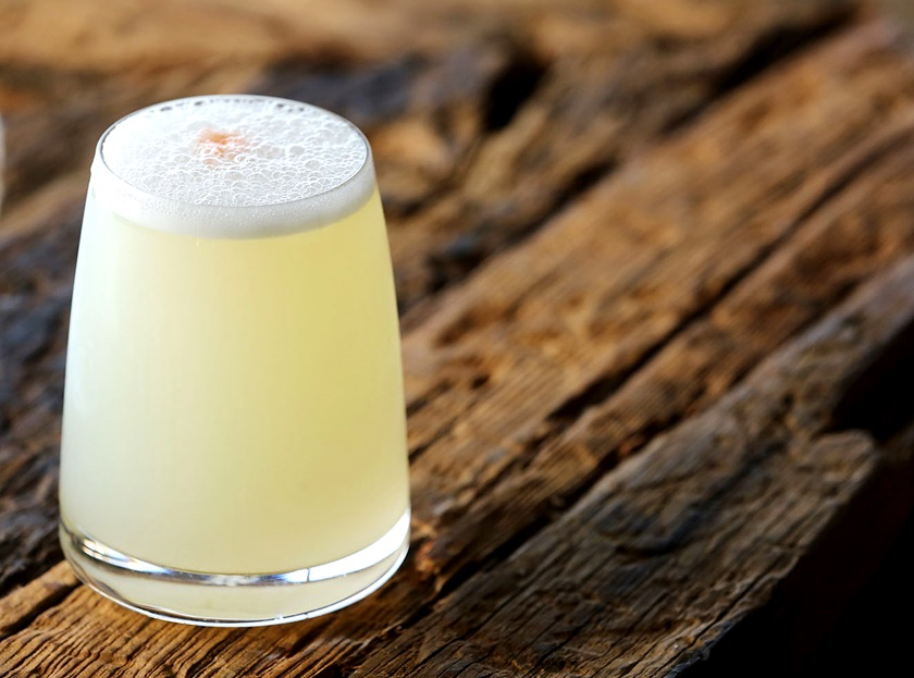 PISCO SOUR WELCOME DRINK - foto Fabricio Rodrigues