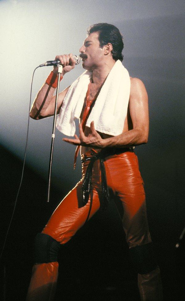 Photo of QUEEN Freddie Mercury