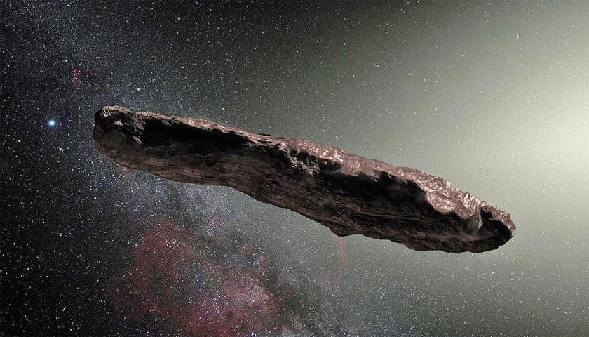 Oumuamua 1