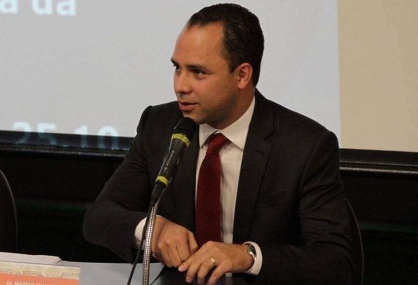 Secretário de Habitação, Mateus Oliveira