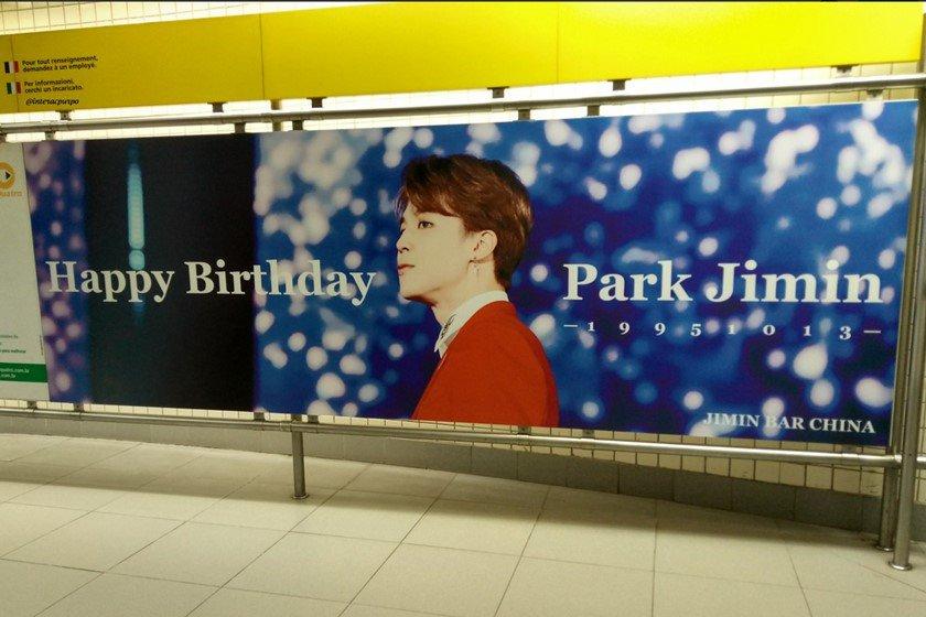 Park Jimin BTS