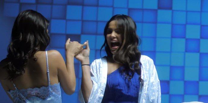 Meio Seu - João Neto e Frederico feat. Léo Santana - participação Emilly e Mayla