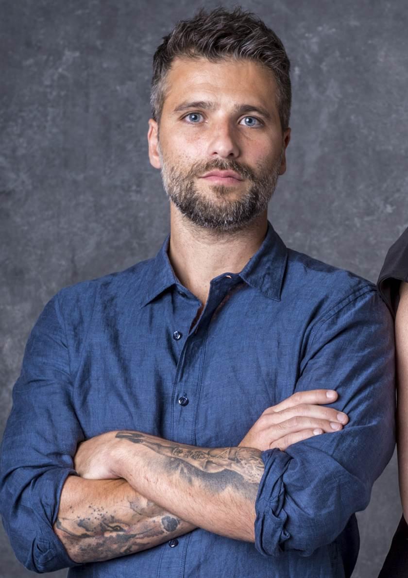 O Sétimo Guardião - Gabriel (Bruno Gagliasso) - João Cotta TV Globo