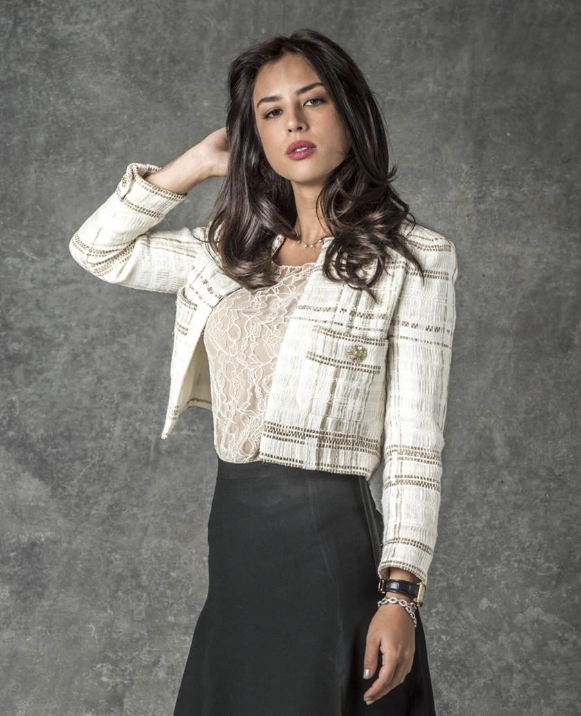 O Sétimo Guardião - Laura (Yanna Lavigne) - João Cotta TV Globo