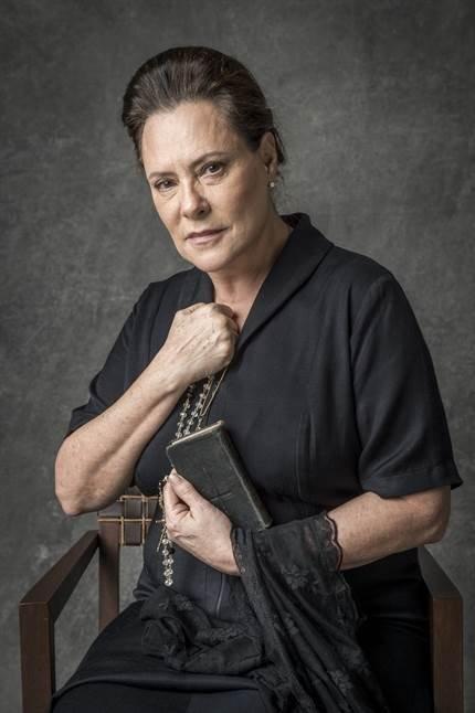 O Sétimo Guardião - Mirtes (Elizabeth Savalla) - João Cotta TV Globo