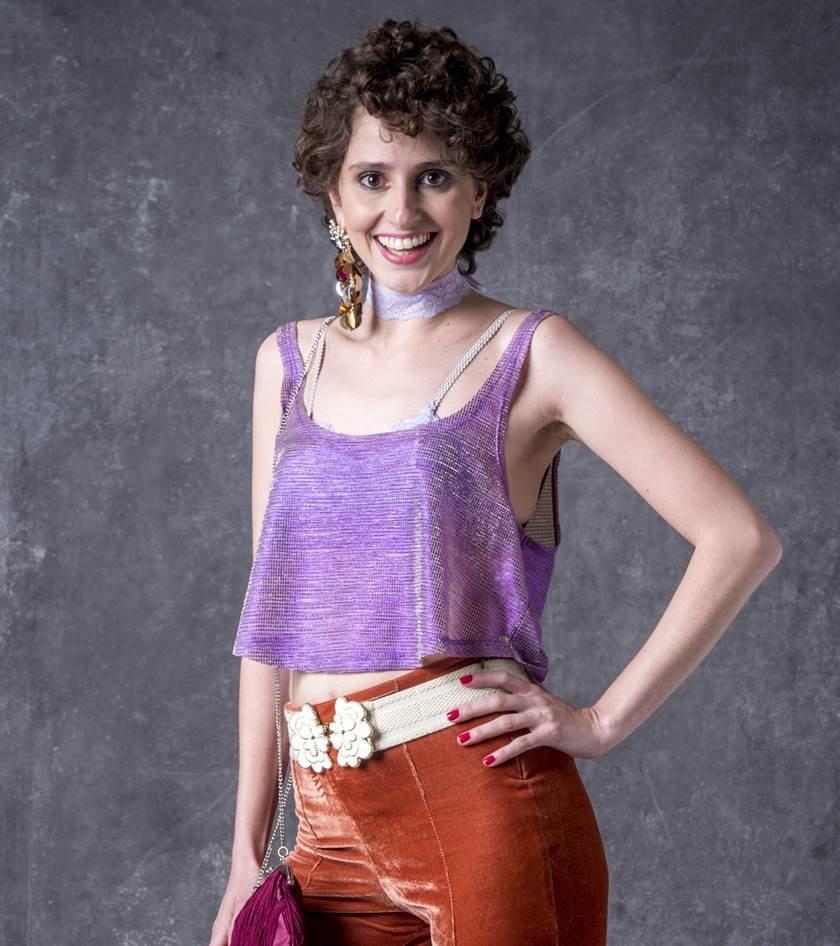 O Sétimo Guardião - Stefânia (Carol Duarte) - João Cotta TV Globo