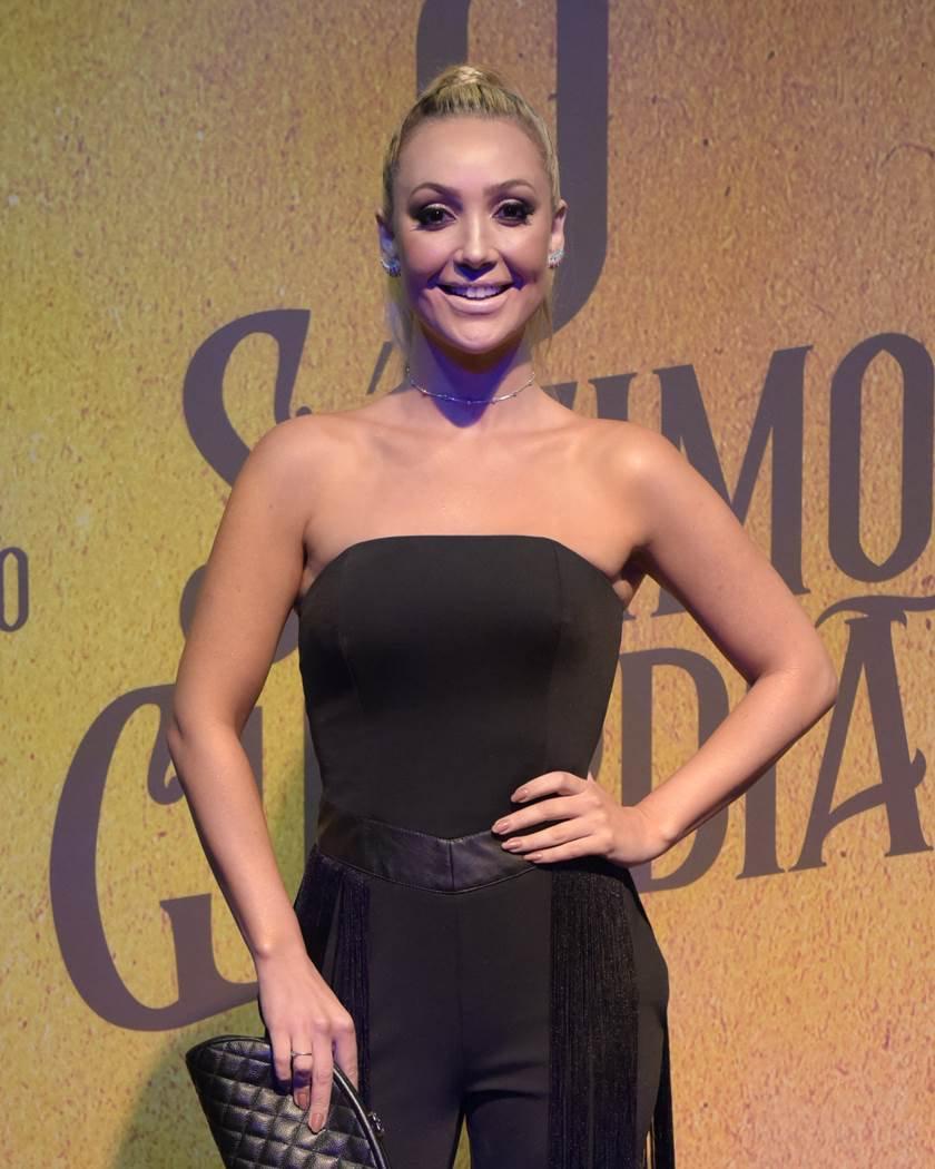 O Sétimo Guardião - Luciana (Josie Pessoa) - Cesar Alves TV Globo