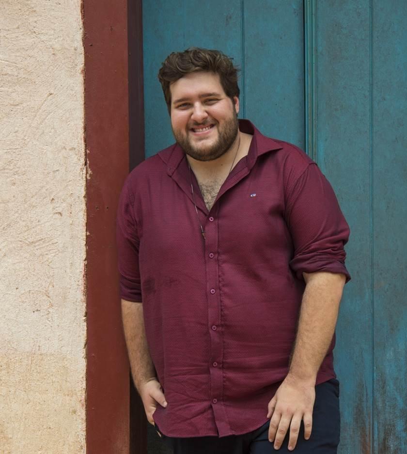 O Sétimo Guardião - Peçanha (Felipe Hintze) - Estevam Avellar TV Globo