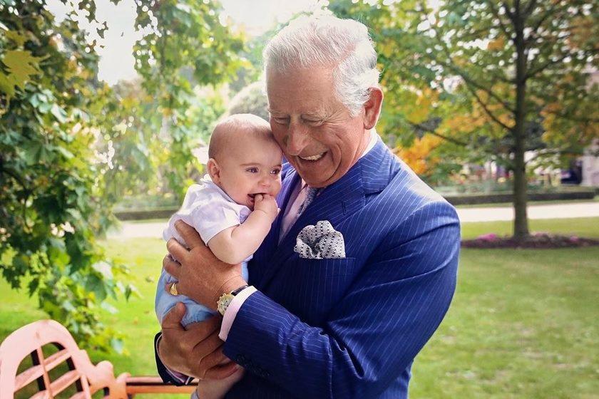 Príncipes Charles e Louis