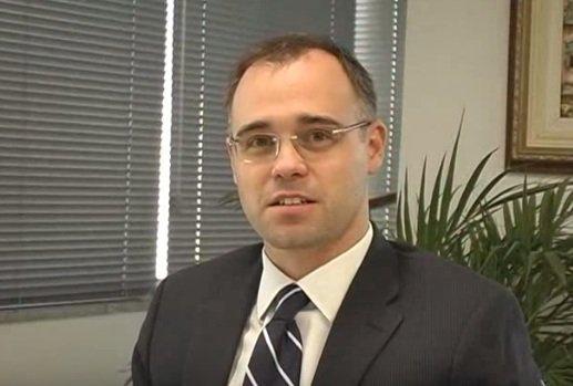 André Luiz de Almeida Mendonça AGU - Reprodução