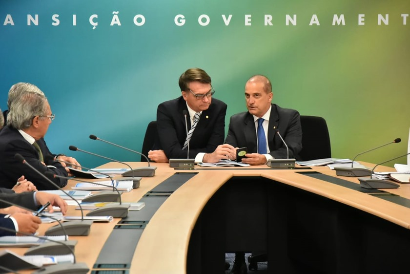 Rafael Carvalho / Governo de Transição