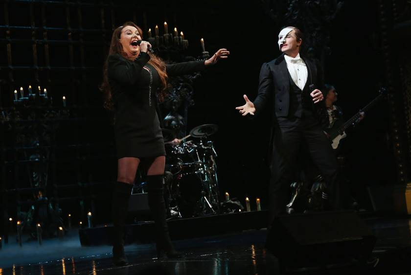 """Phantom Of The Opera"" Celebrates 30th Anniversary On Broadway"