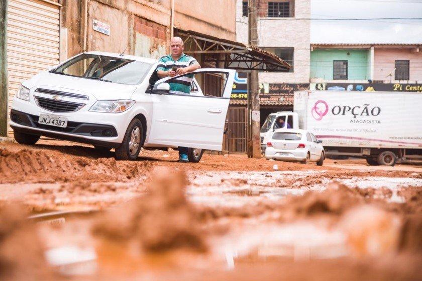 Motorista-Uber-lama Sol Nascente
