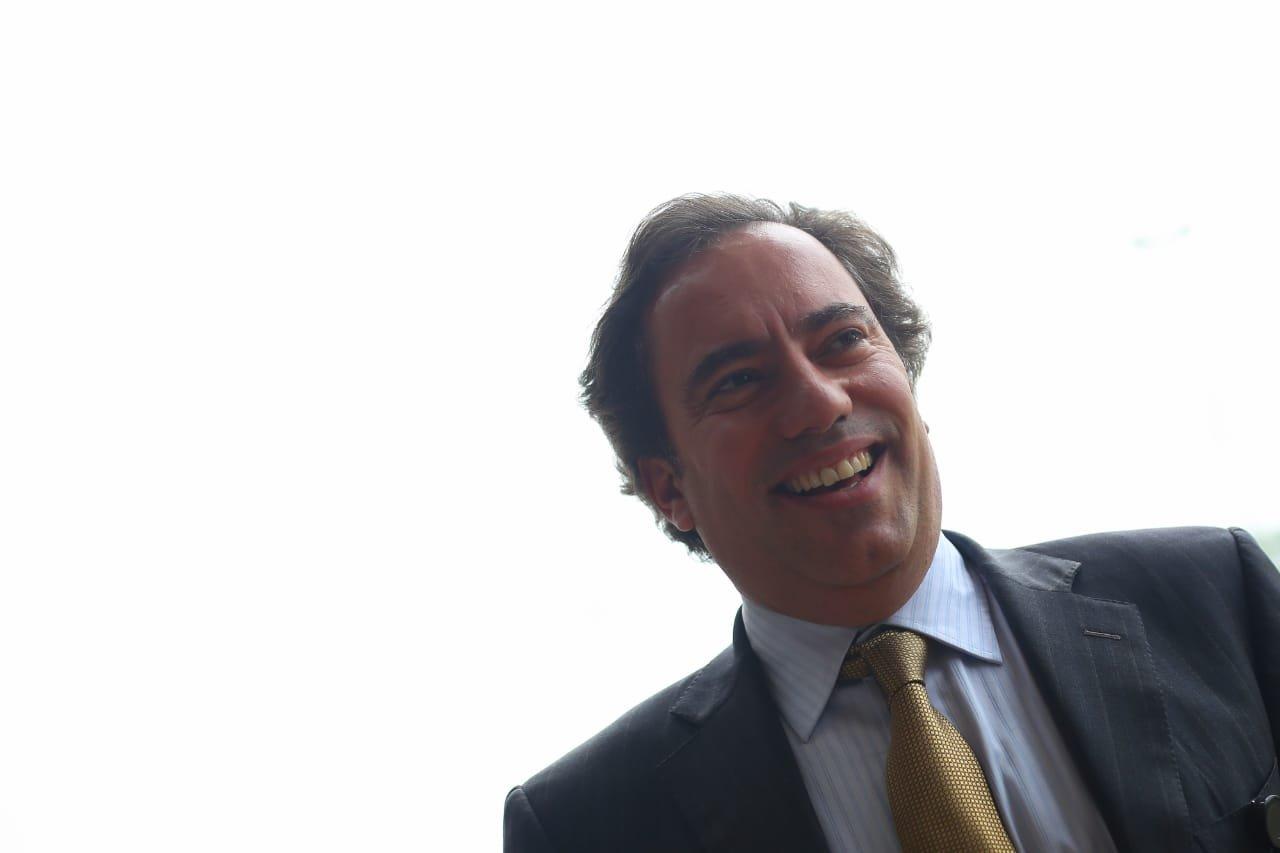 Pedro Guimarães - presidente da Caixa