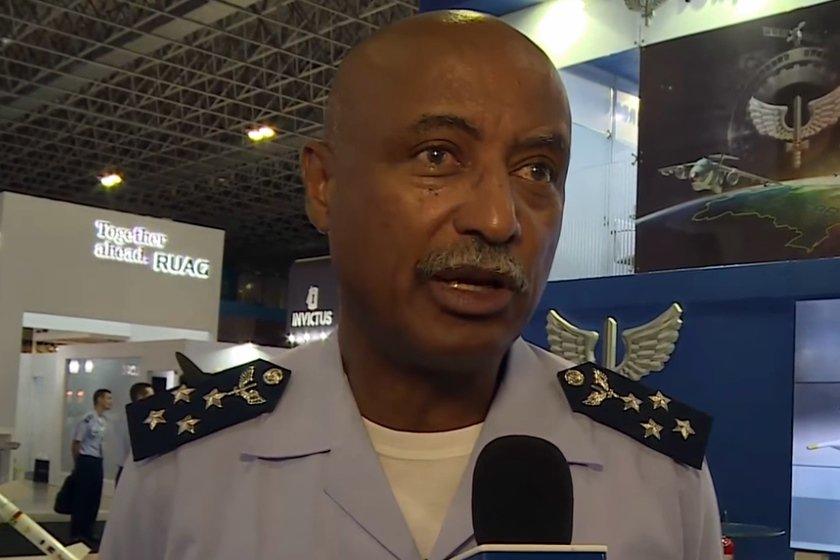 Raul Botelho, chefe do Estado Maior - Reprodução