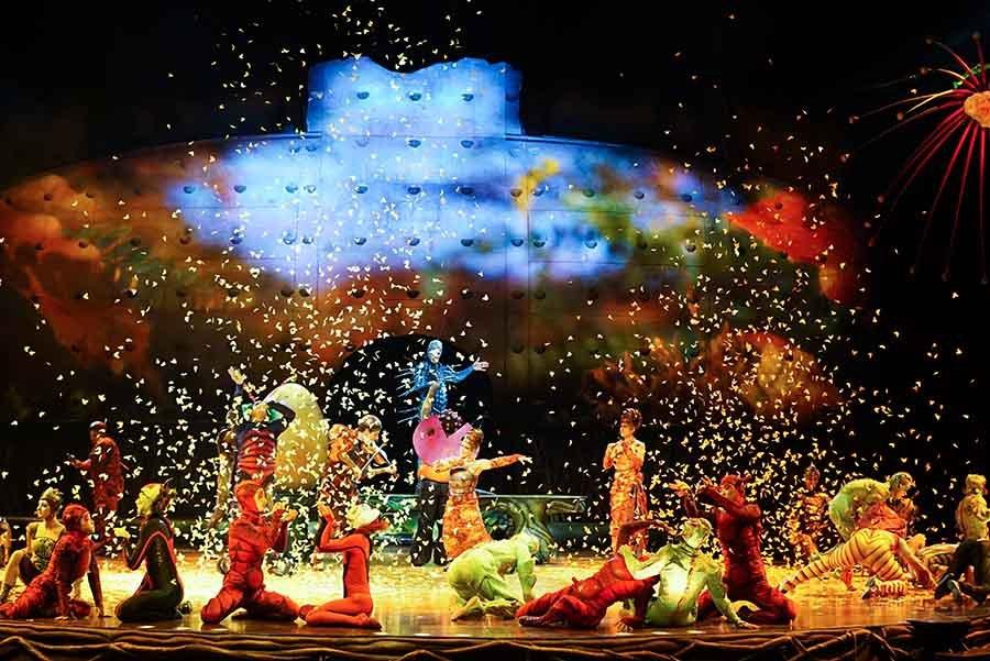 Cirque du Soleil/Divulgação