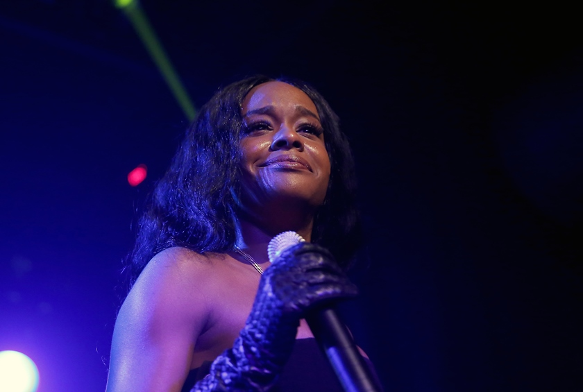 Azealia Banks gives concert in Istanbul